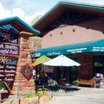 Cafe Zion Coffee Shop | Cafe Soleil Zion| Zion Canyon & Springdale, Utah vegan vegetarian