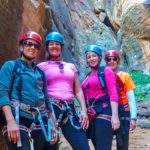 Zion guide service, Zion Guru, has outdoor gear in Springdale, Zion Narrows outfitting, and other tools for Zion canyoneering and trail hikes in Zion.