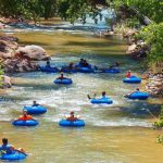 Zion Outfitters Tubers | Zion Narrows Outfitting | Zion National Park | Springdale Utah