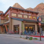 zion narrows outfitting, gear rental & retail shop Zion Outfitter springdale utah