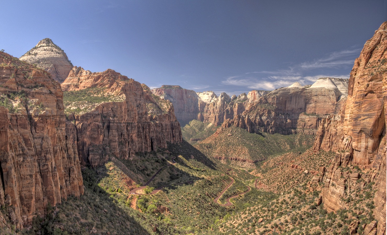 Zion National Park Best Hikes