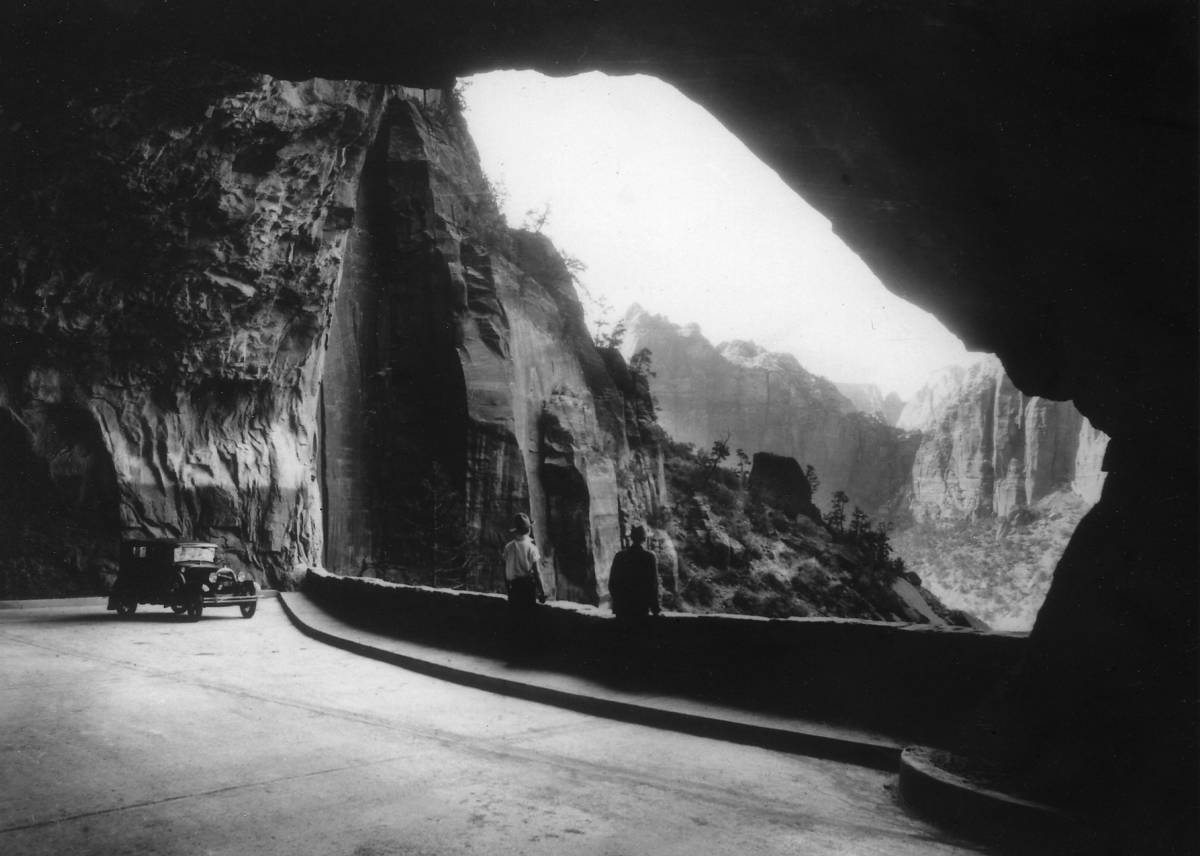 Public voting open for Zion Tunnel Preservation Project