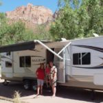 Zion National Park RV & Trailer Rentals | Zion Trailer Rentals enhances your Zion camping experience by delivering to your campground in Springdale.