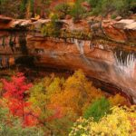 Zion National Park Hiking Trails: Emerald Pools Trail Zion - Hiking Zion has never been more beautiful than one can expect on this trail.