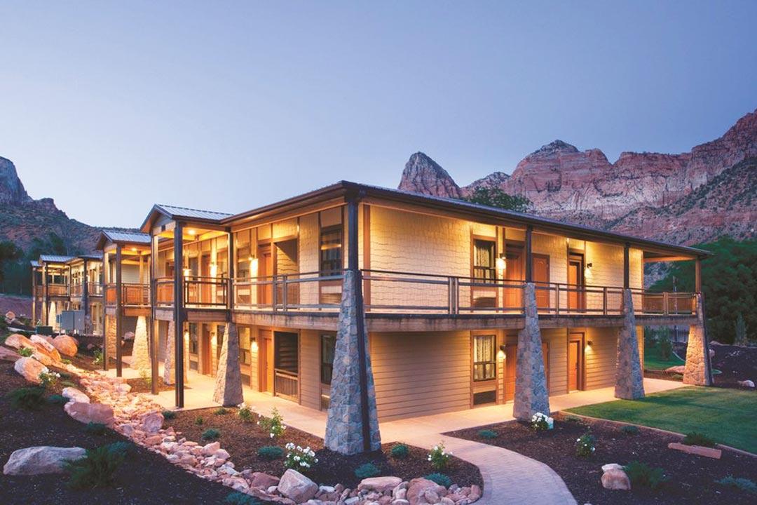 Affordable Hotel In Zion Utah Visiting Springdale Has Never Been Easier National Park