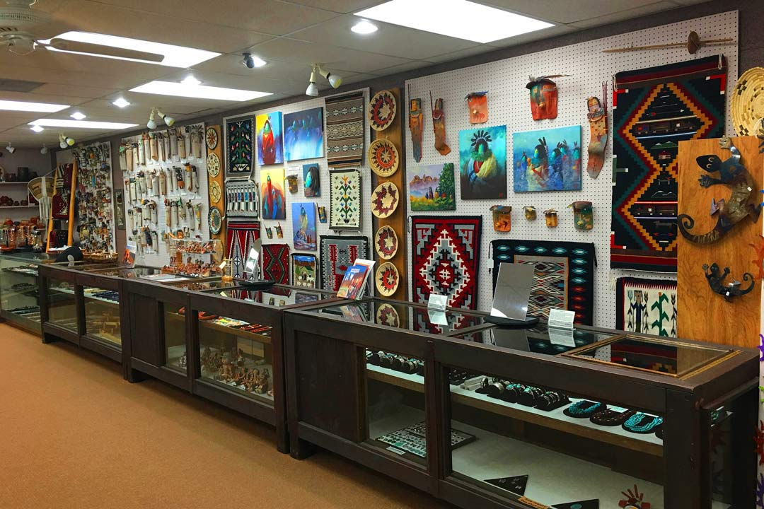 Native American Art Gallery In Zion Tribal Arts Zion
