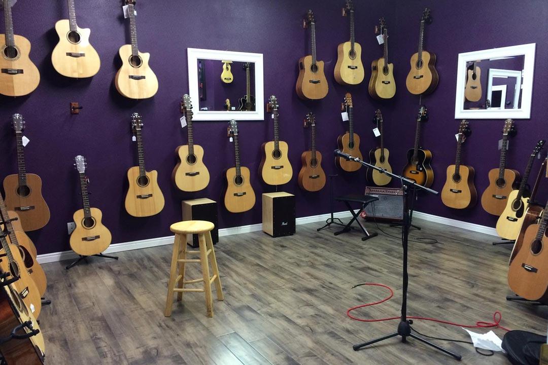 Zion Utah Guitar Shop So Utah Music Store Guitar