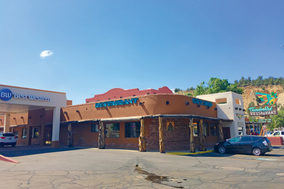 Zion Hotel Affordable Overnight Stays East Best Western Thunderbird