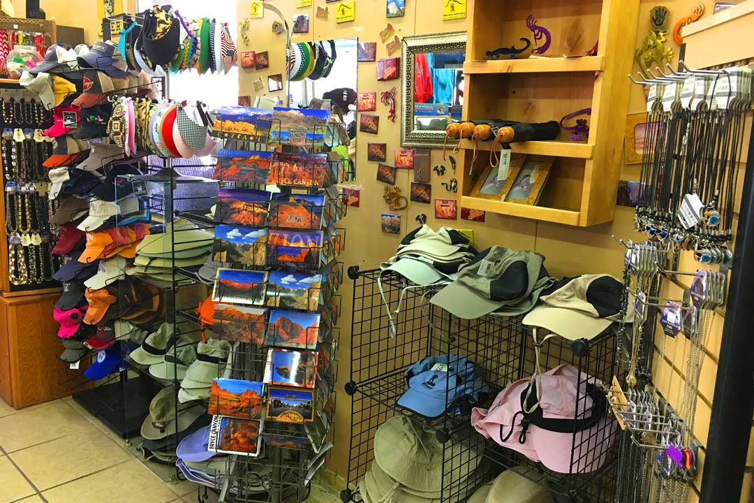 Zion Gift Shop | Zion Canyon Clothing & Gift | Springdale