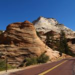 Zion Parking Lots & Zion Parking Fees. Can you drive in Zion National Park? Addressing driving through Zion National Park & Springdale Utah parking.