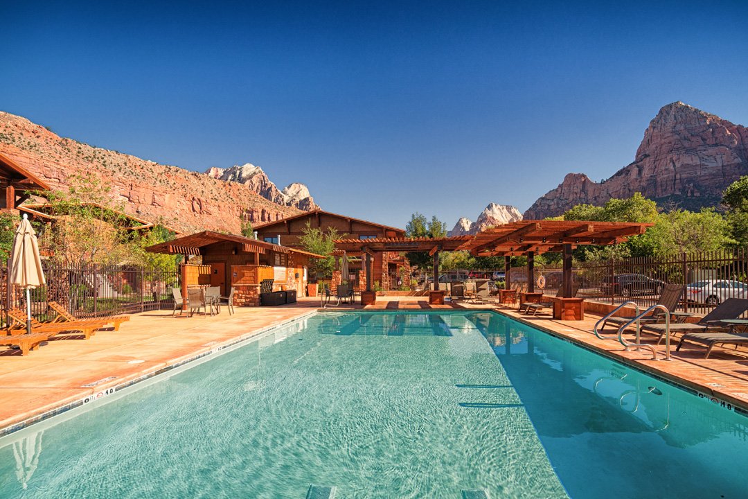 Zion National Park Lodging Hotels In Springdale Utah Near