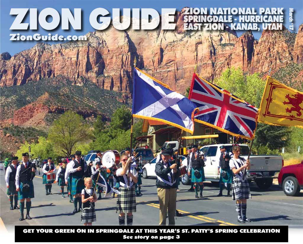 Zion National Park Guide | March 2017 Zion Guide