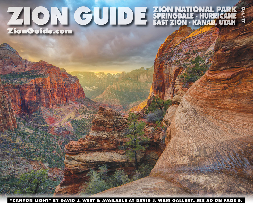 Zion National Park Guide | October 2017 | ZionGuide.com | Guide To Zion
